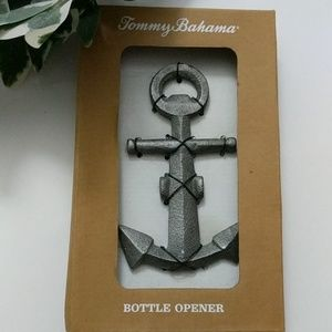 Tommy Bahama Anchor Heavy Bottle Opener